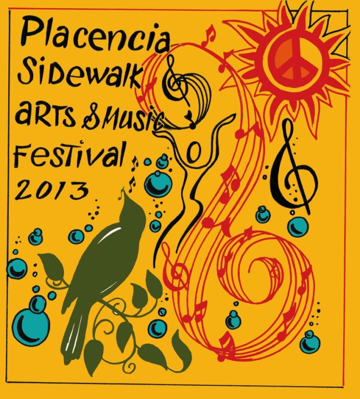 Placencia Sidewalk Arts Music Festival