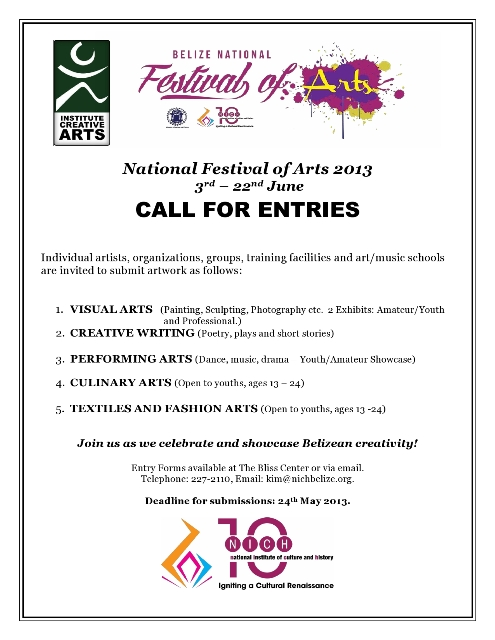National Festival of Arts 2013
