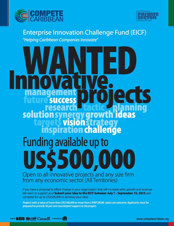 EICf Innovation Open Call