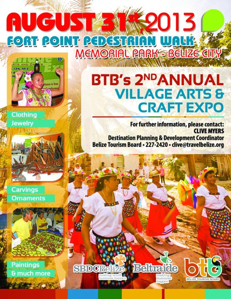 2013 BTB Village Expo