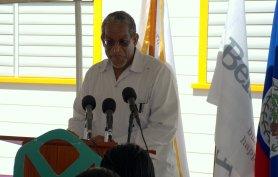 Allan Slusher - President, University of Belize