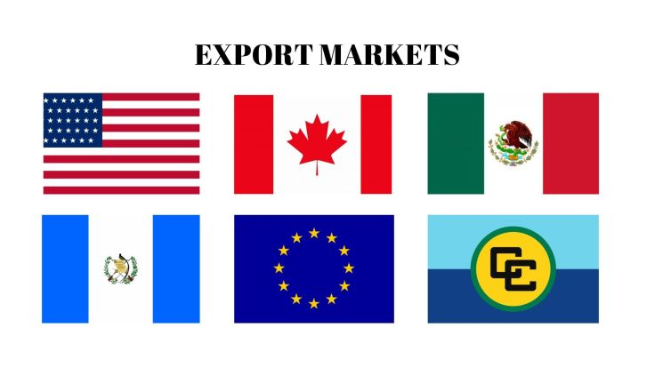 20190906 - Export Markets